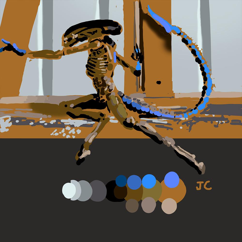 Joseph culp alienmorning