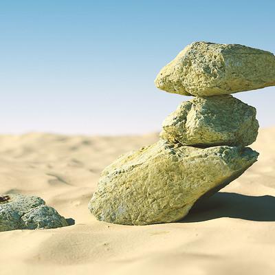 Christoph schindelar desert monument