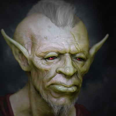 Charles wills goblin composite