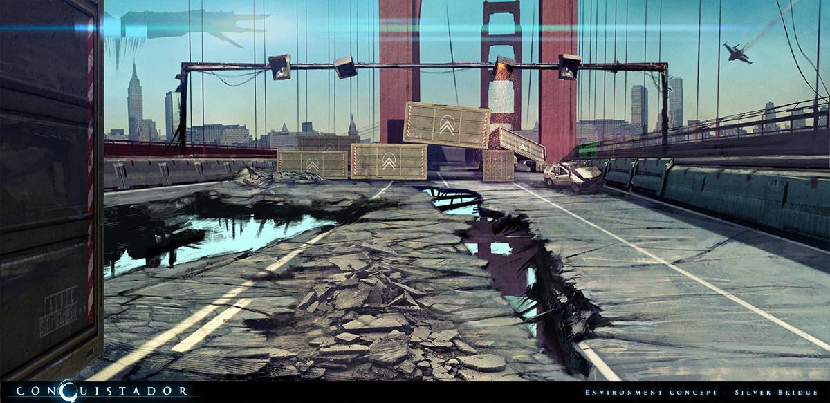 ArtStation - Conquistador (cancelled project), Simon Loche