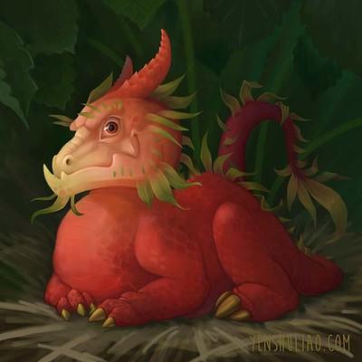 Yen shu liao strawberry dragon preview yenshuliao