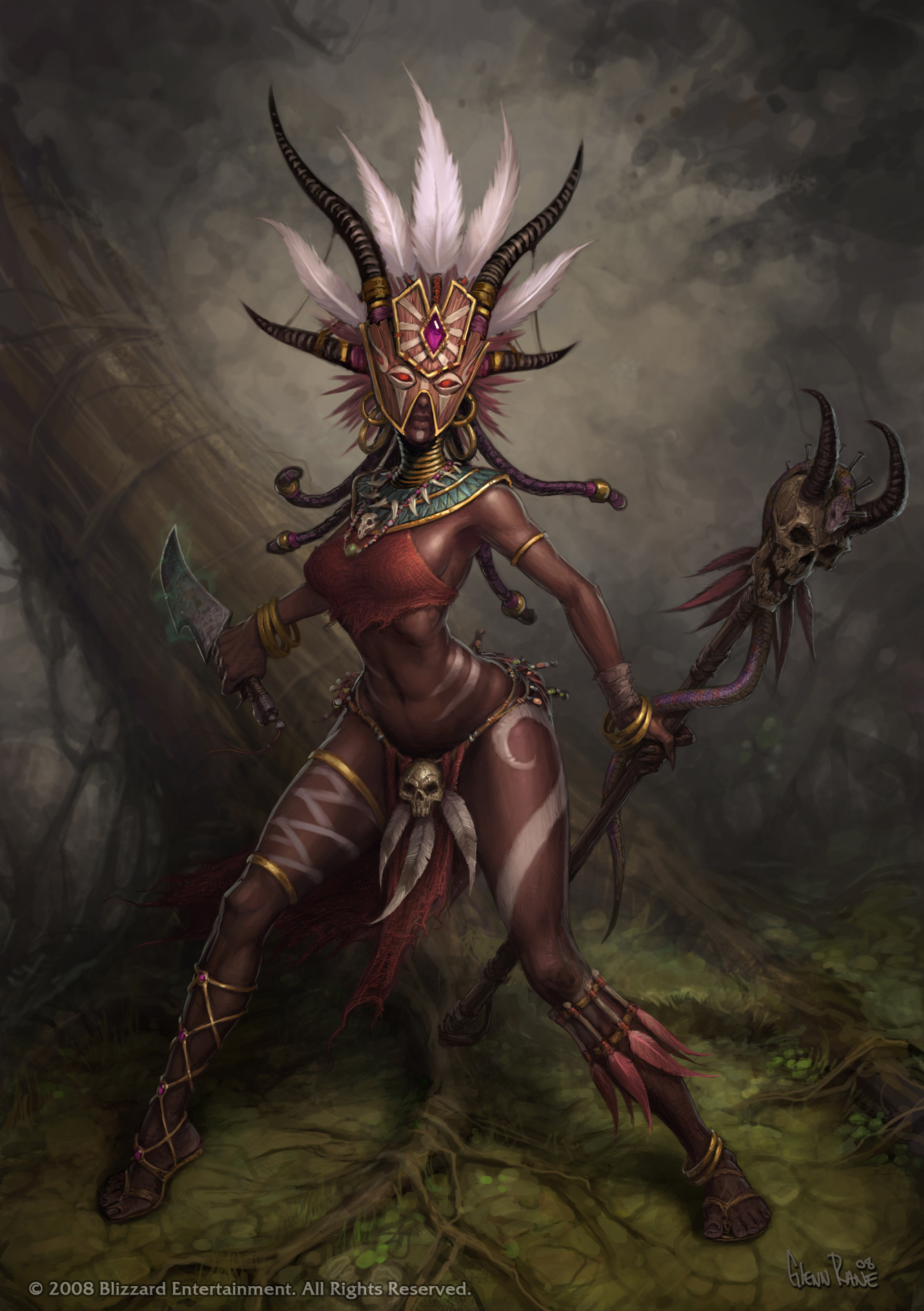 Glenn rane witchdoctor female final copy