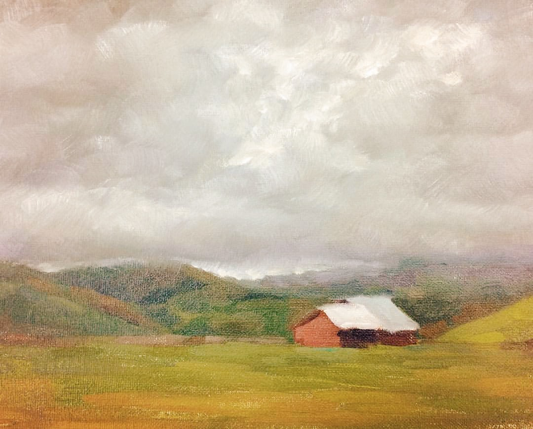 Oils from Landscape