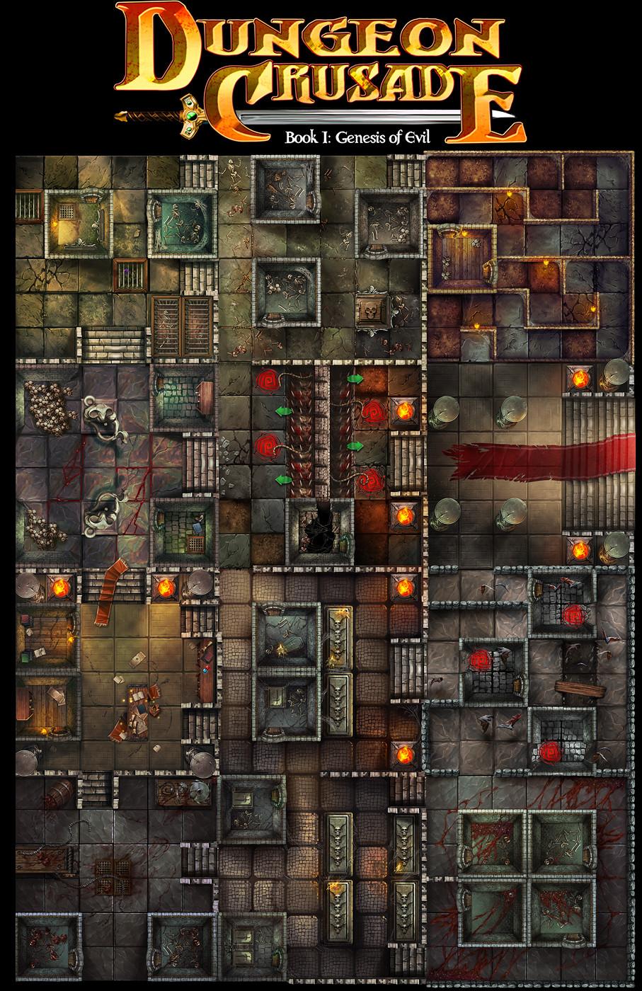Damien mammoliti tombofkaladar dungeoncrusade v1 octv2