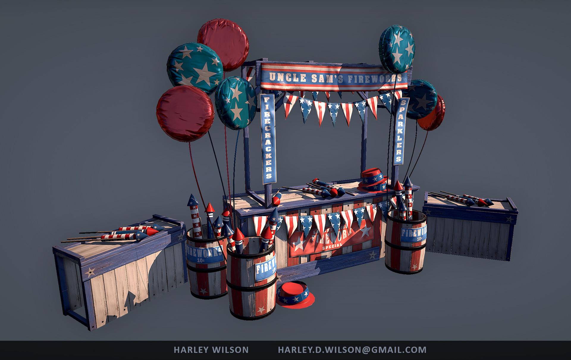 Harley wilson americana a