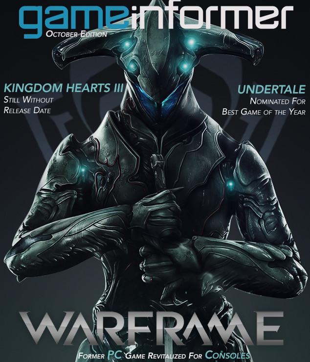 Artstation Fake Gameinformer Cover Matthew Wright