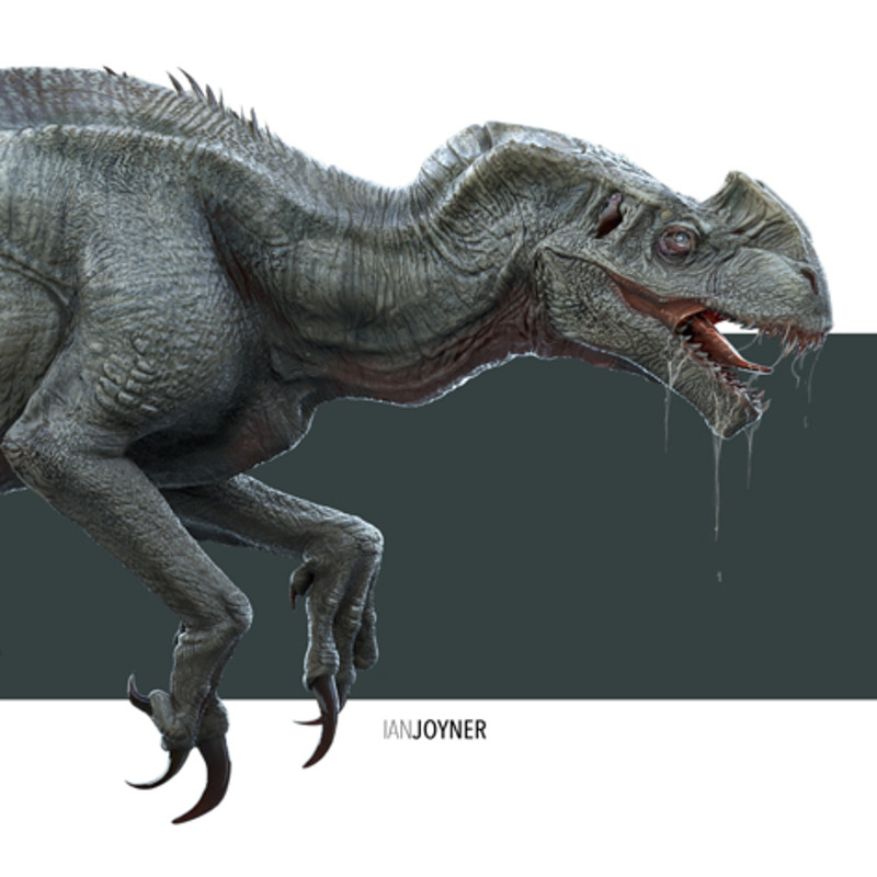 Early I-Rex Design Exploration
