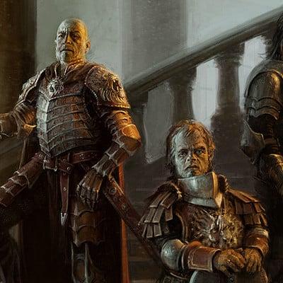 Stefan kopinski lannister heroes 2 copy