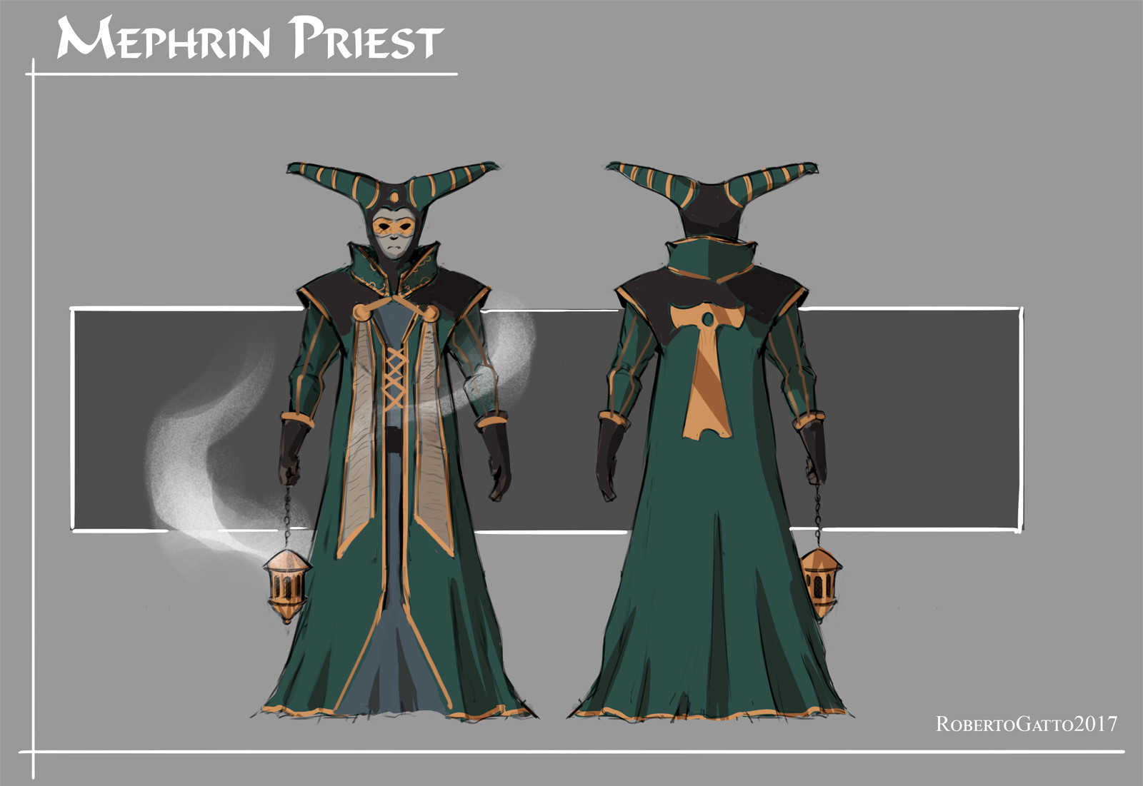 Roberto gatto mephrin priest concept sheet