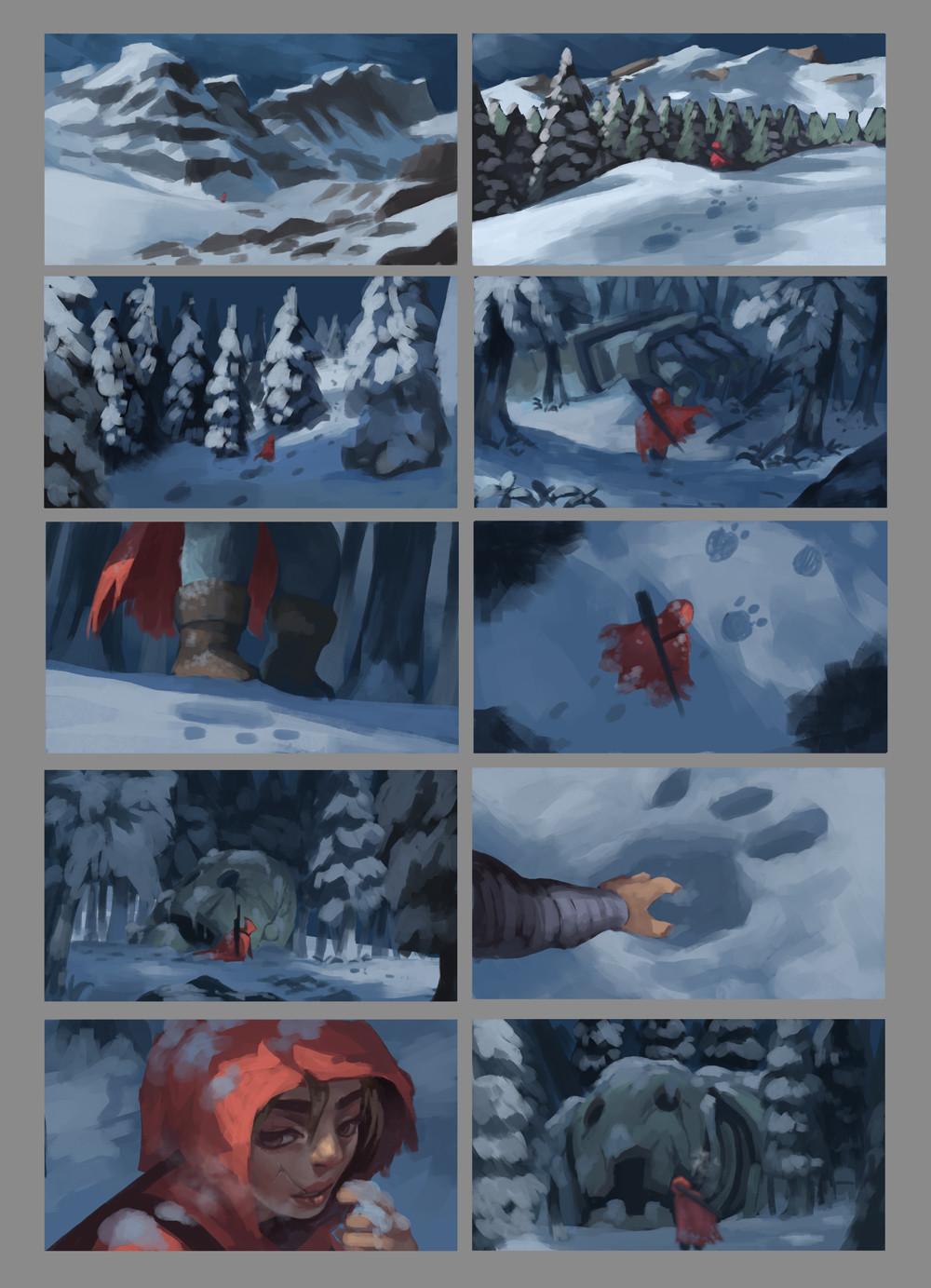 Henry chen winter