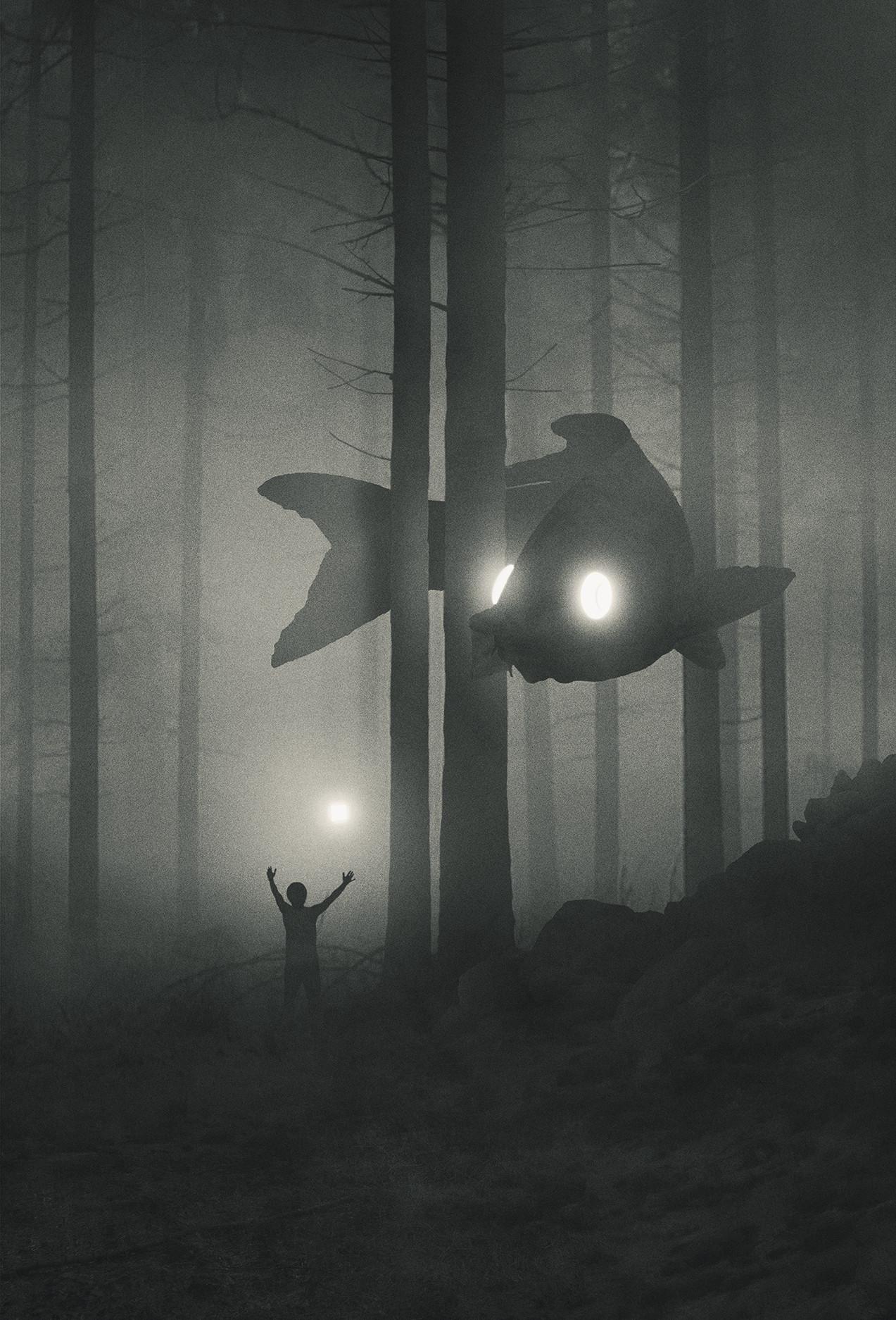 Dawid planeta deep forest