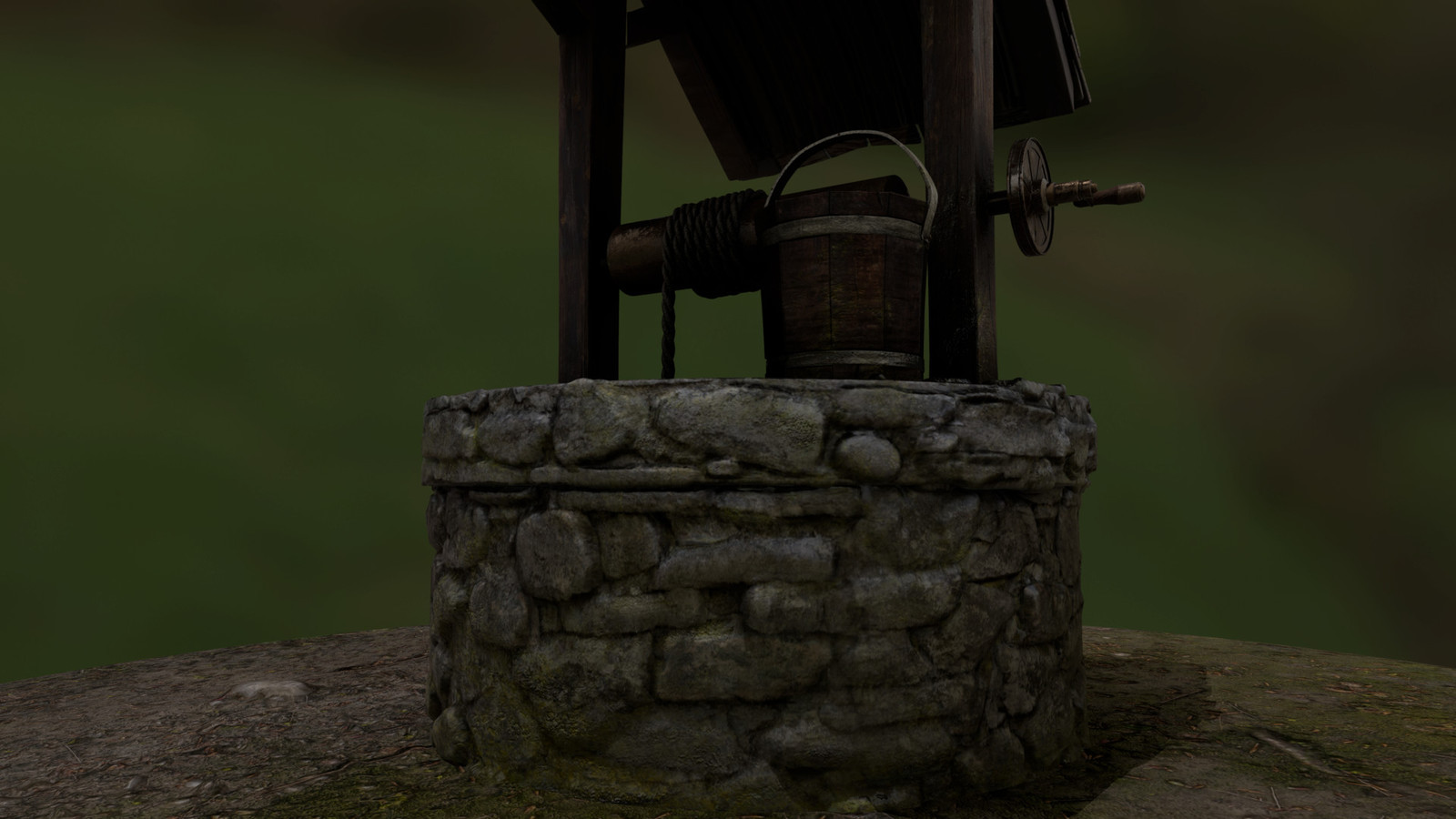 Old Well  asset