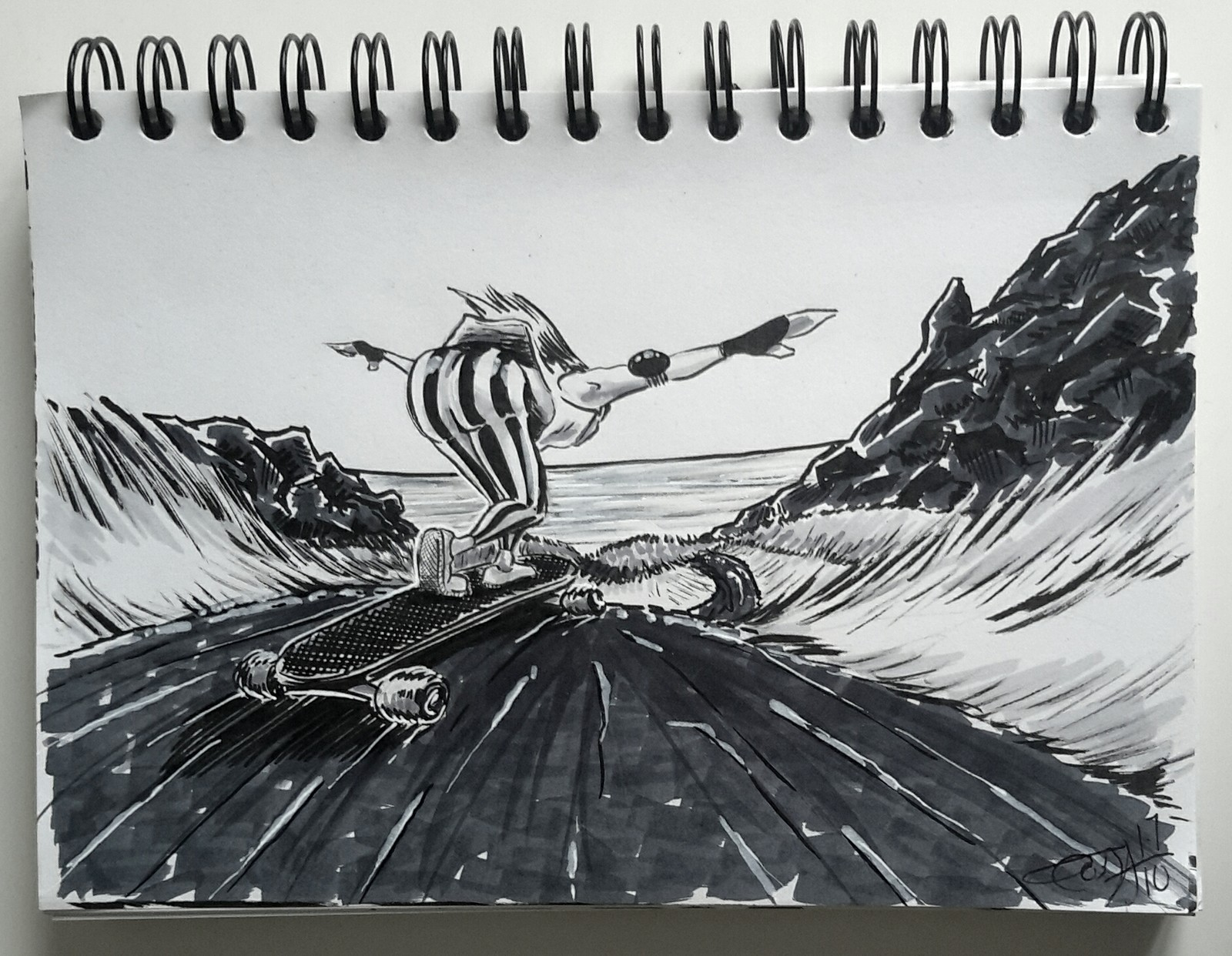 Day 8 : Crooked