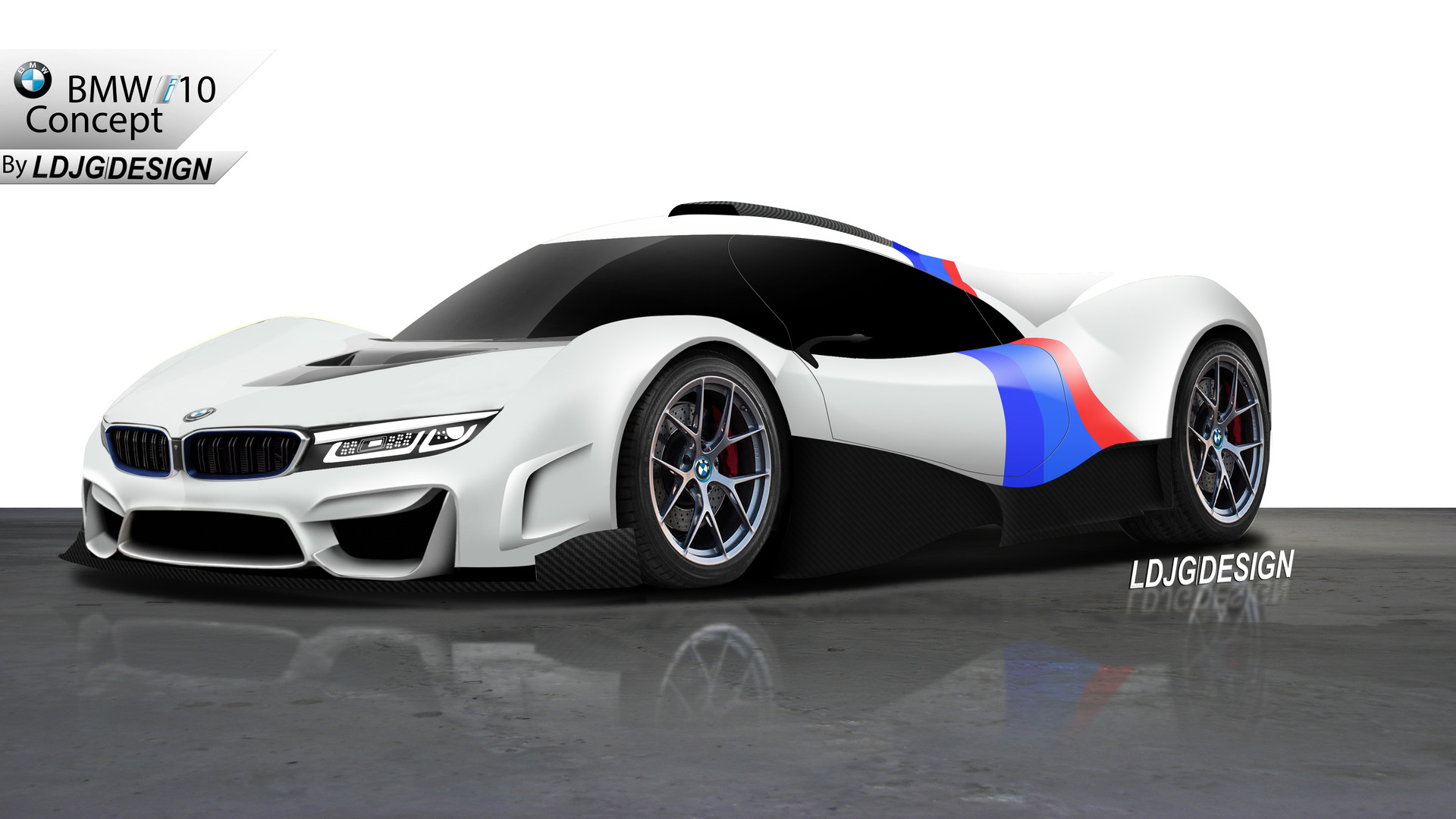 100 Bmw Supercar Concept Super Rare Bmw Supercar