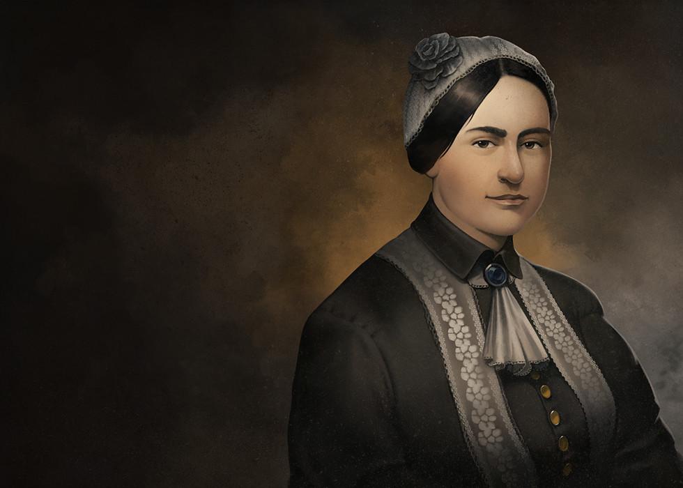 Eliza Tinsley Portrait