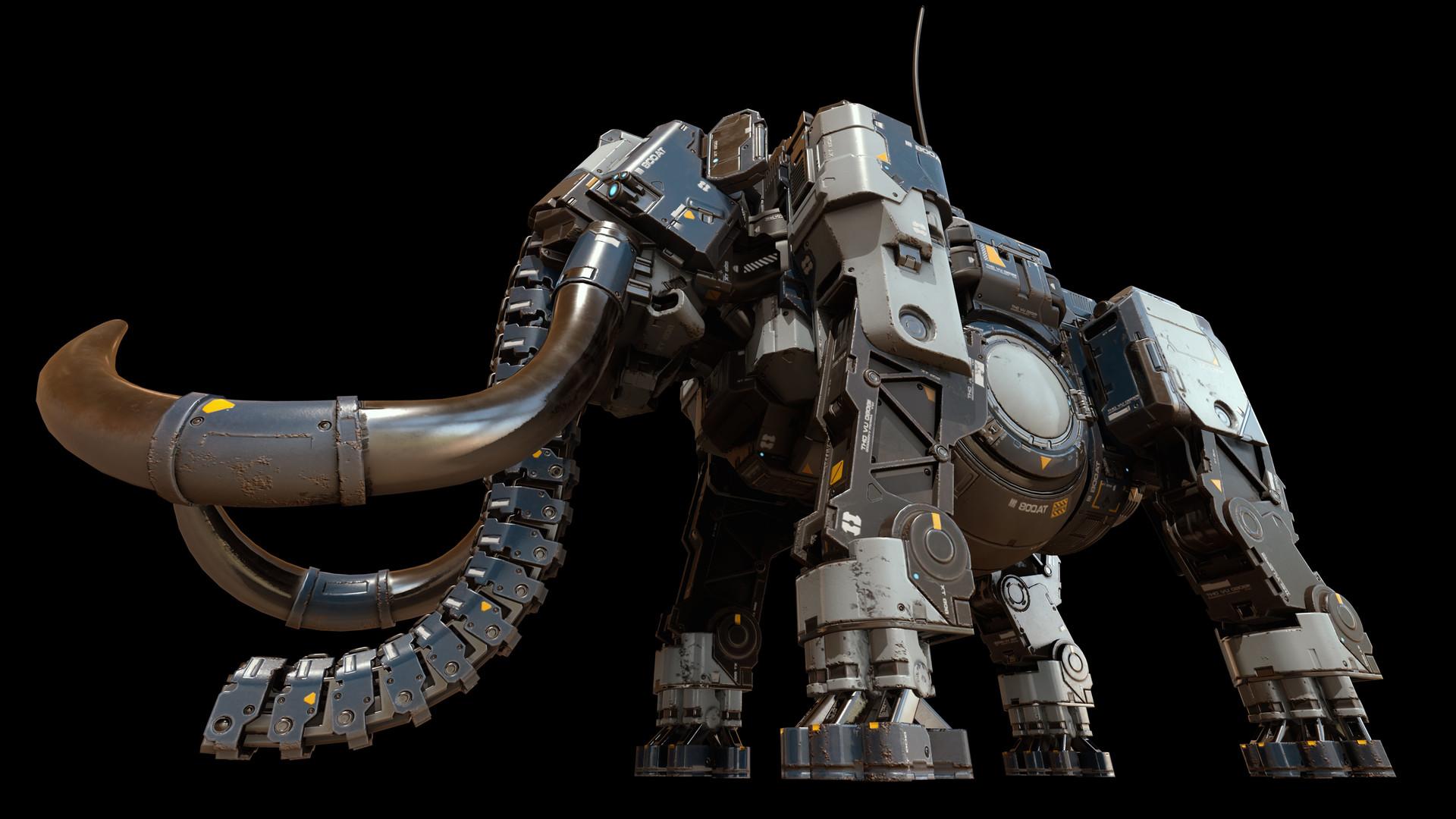 Sergey tyapkin mammoth 13