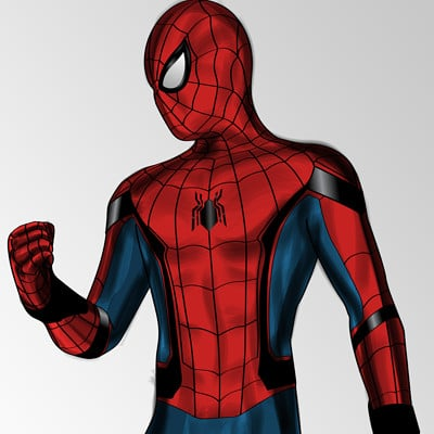 Alexander krasnov spider man