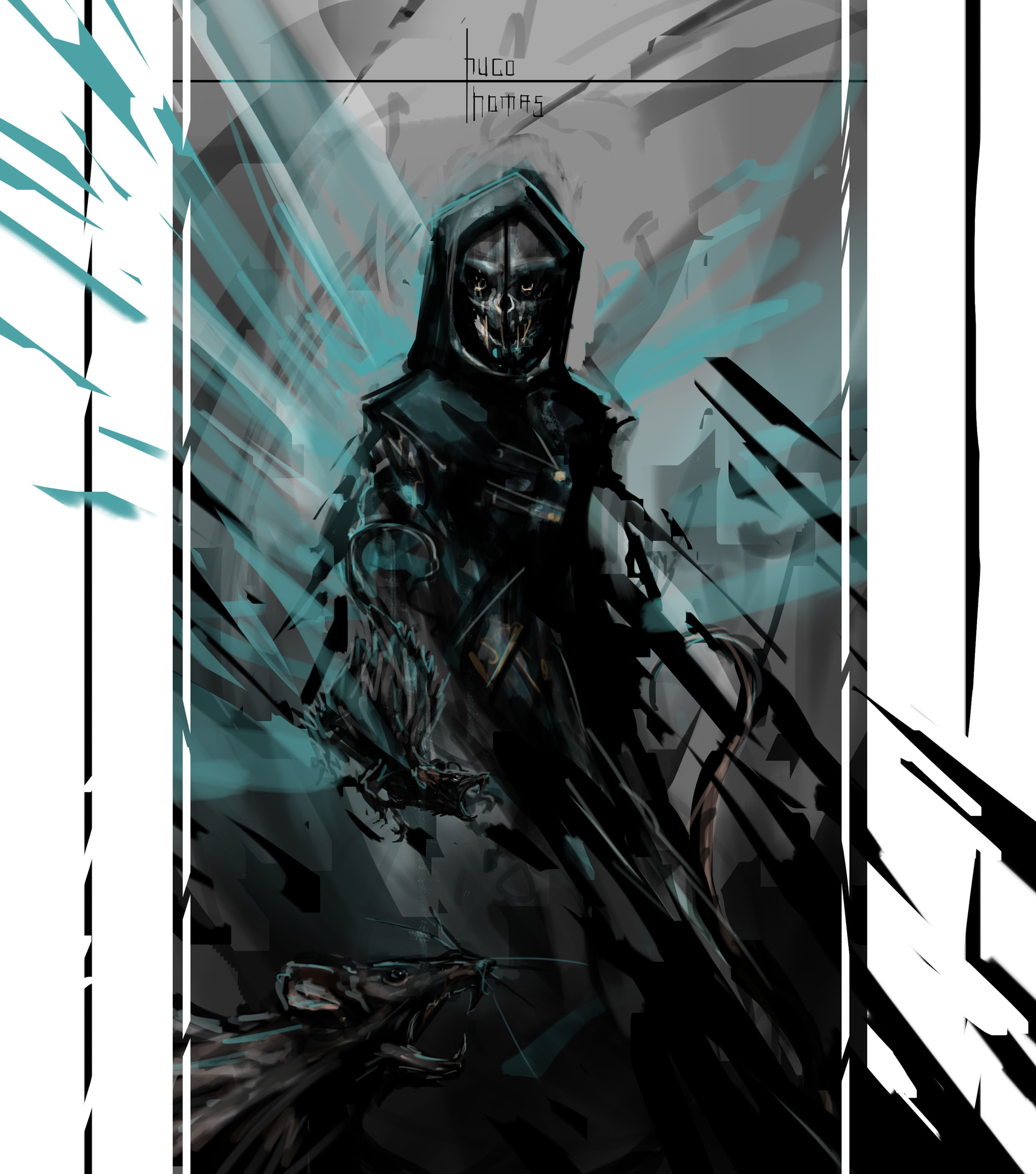Arnesson art dishonored for x