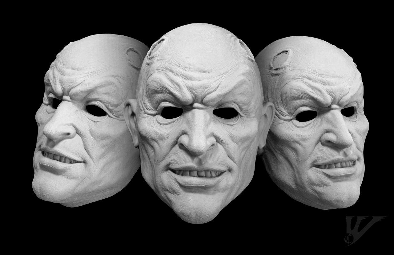 Charles wills devilmasksculpture