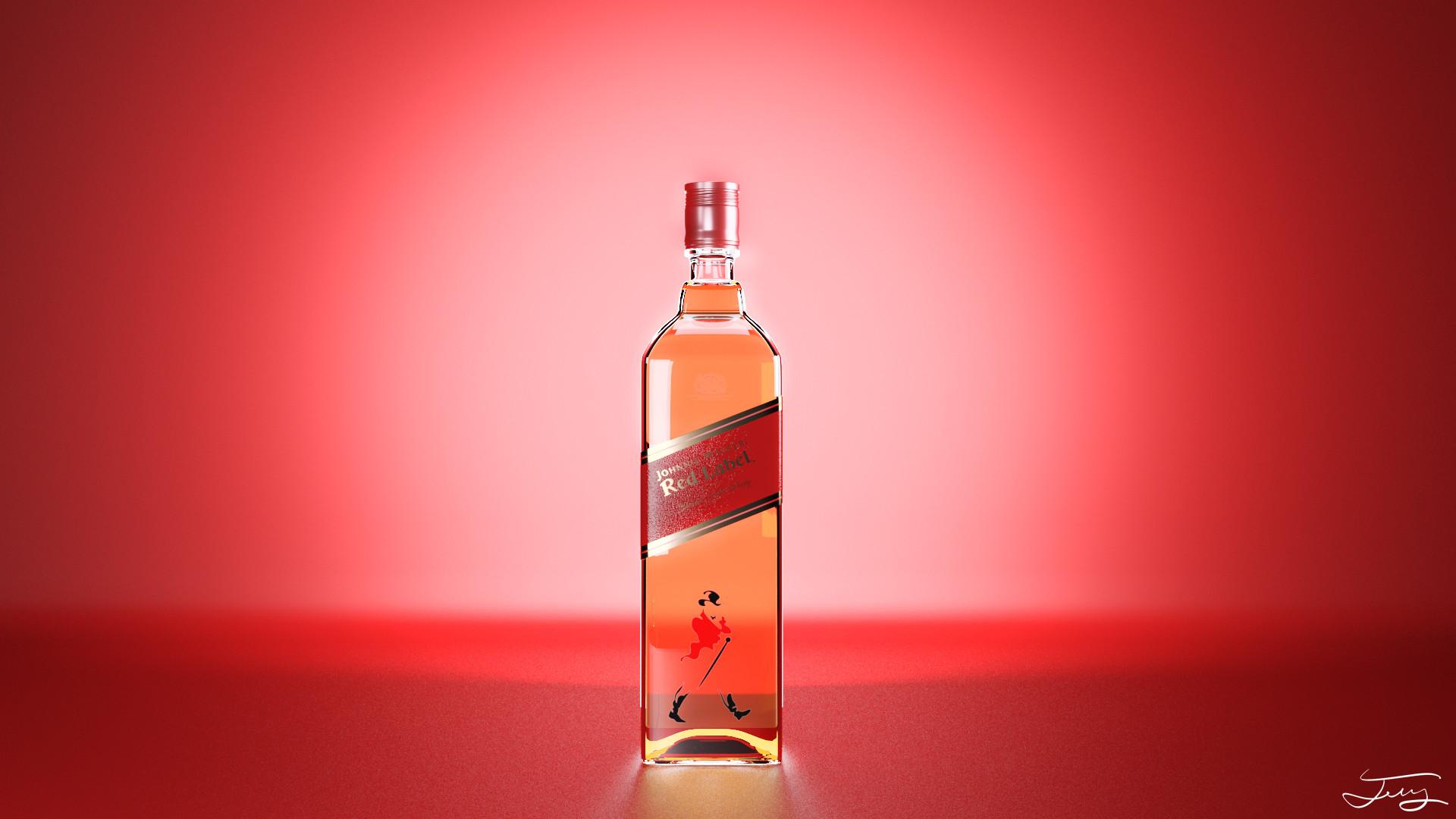 About >> ArtStation - Johnnie Walker Red Label - Blended Scotch Whisky, Hyunwoo Jung