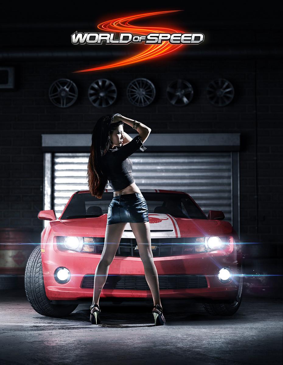 Lina sidorova cars vertical doff web