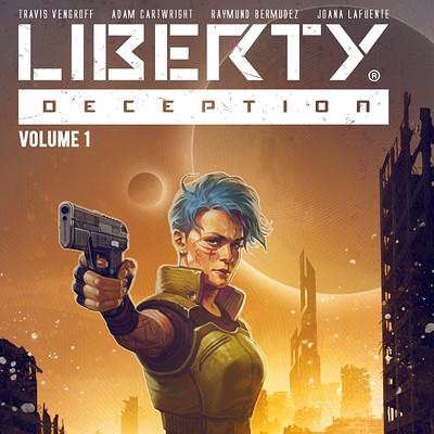 Antonio de luca liberty deception cover