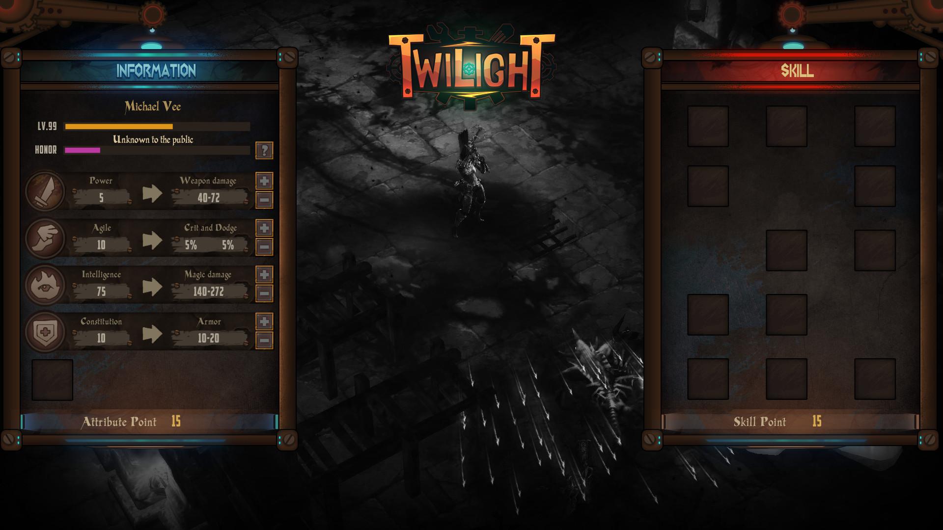 Michael Vee Game Ui Design - Game ui design