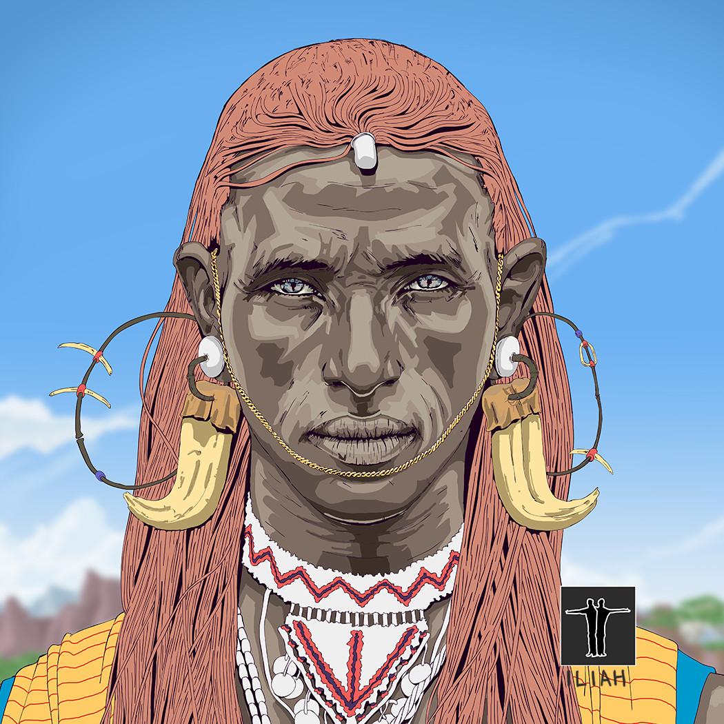 Ilda baof masai 2 inst