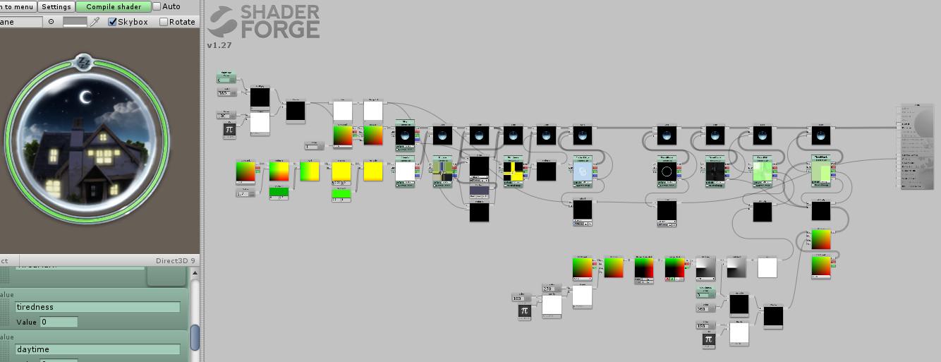 ArtStation - UI shaders and FX (unity), Kirill Sorokin