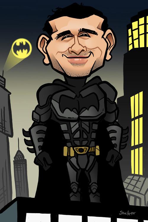 Steve rampton steve rampton batman