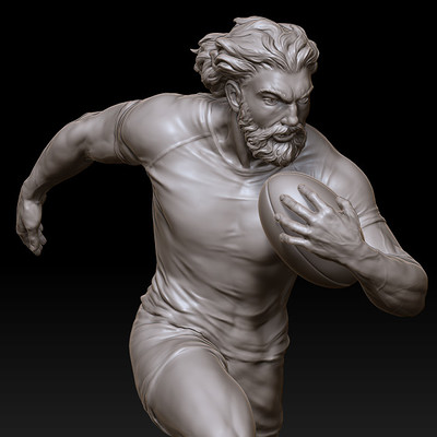 Guillermo kelly zbrush document 01
