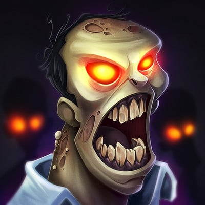Zombie Artwork