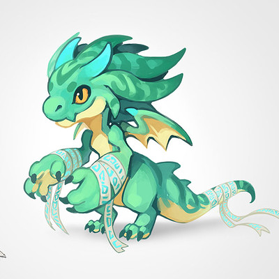 Miriam perez niru dragon
