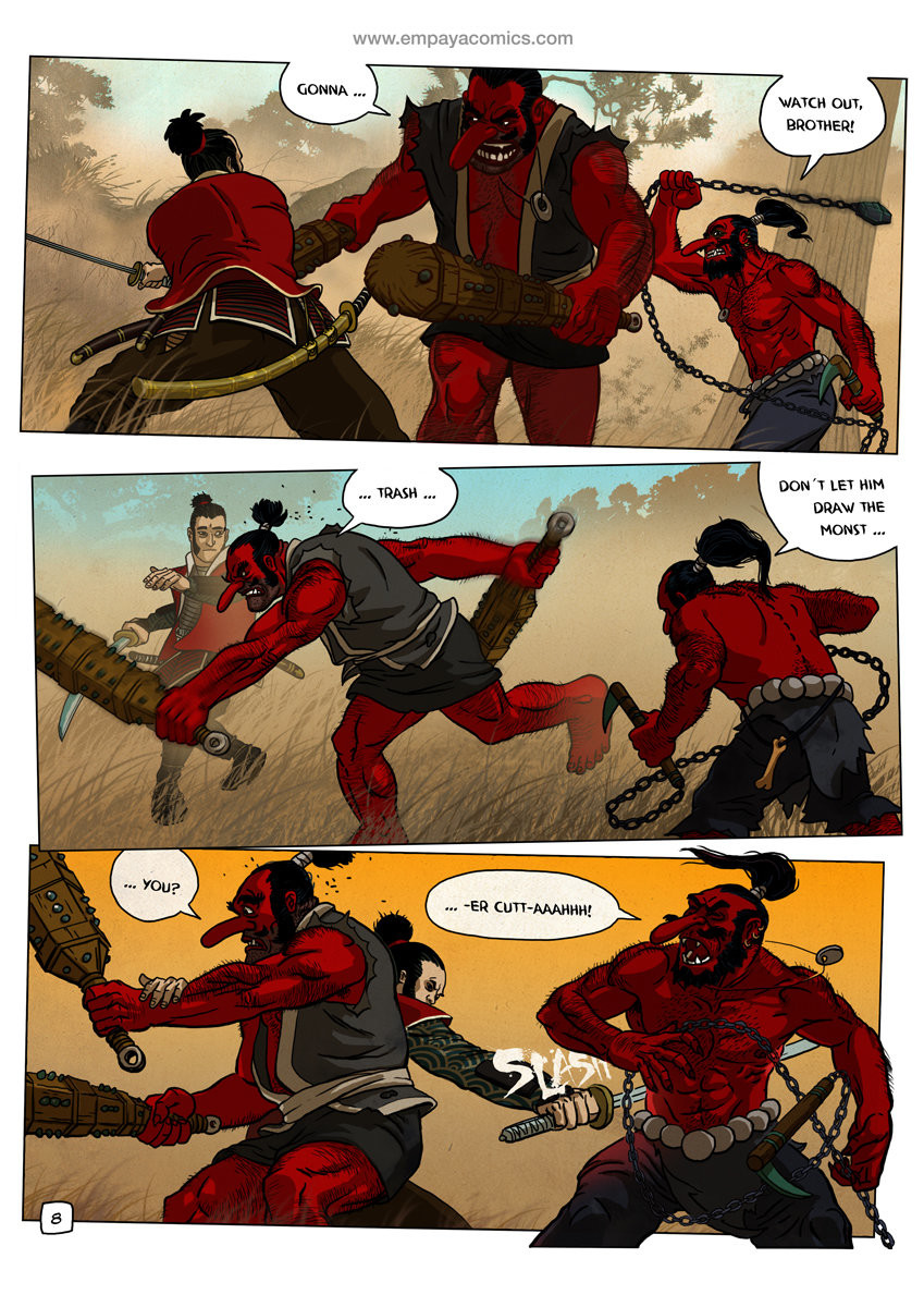 Issue 1, page 8
