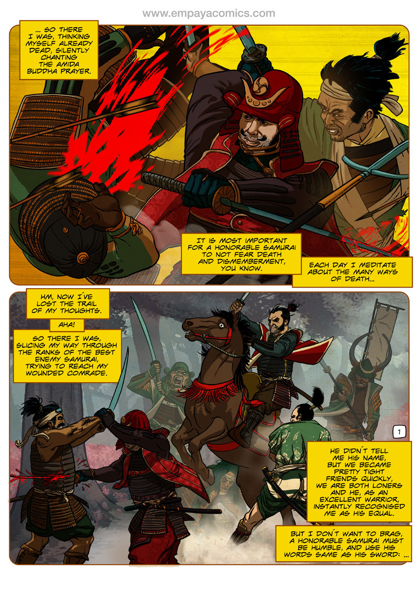 Issue 3, page 1