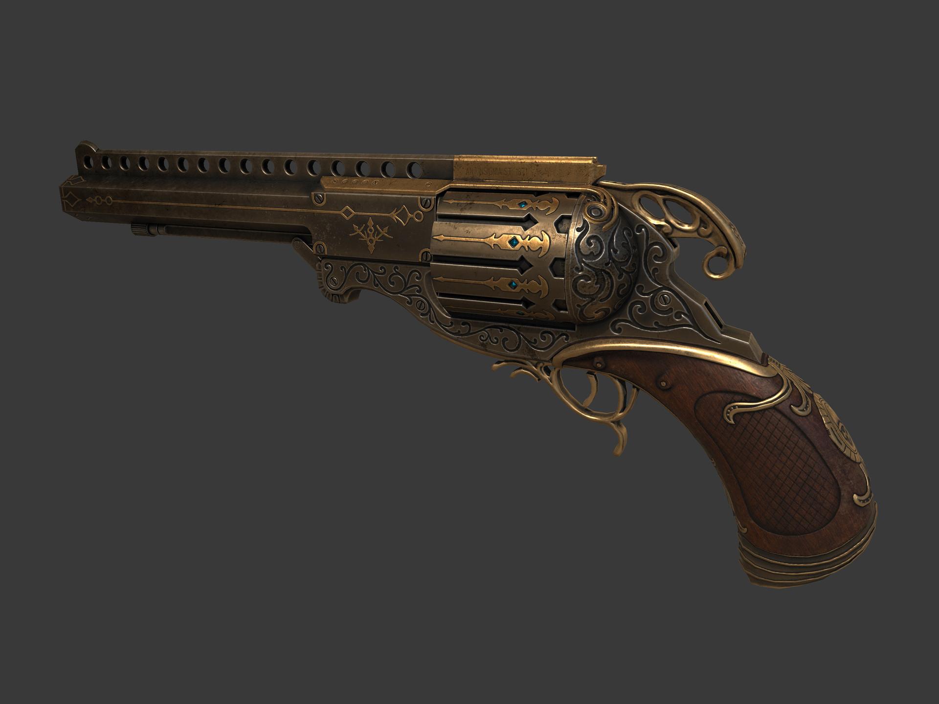 Pavel bogdanov revolver 01