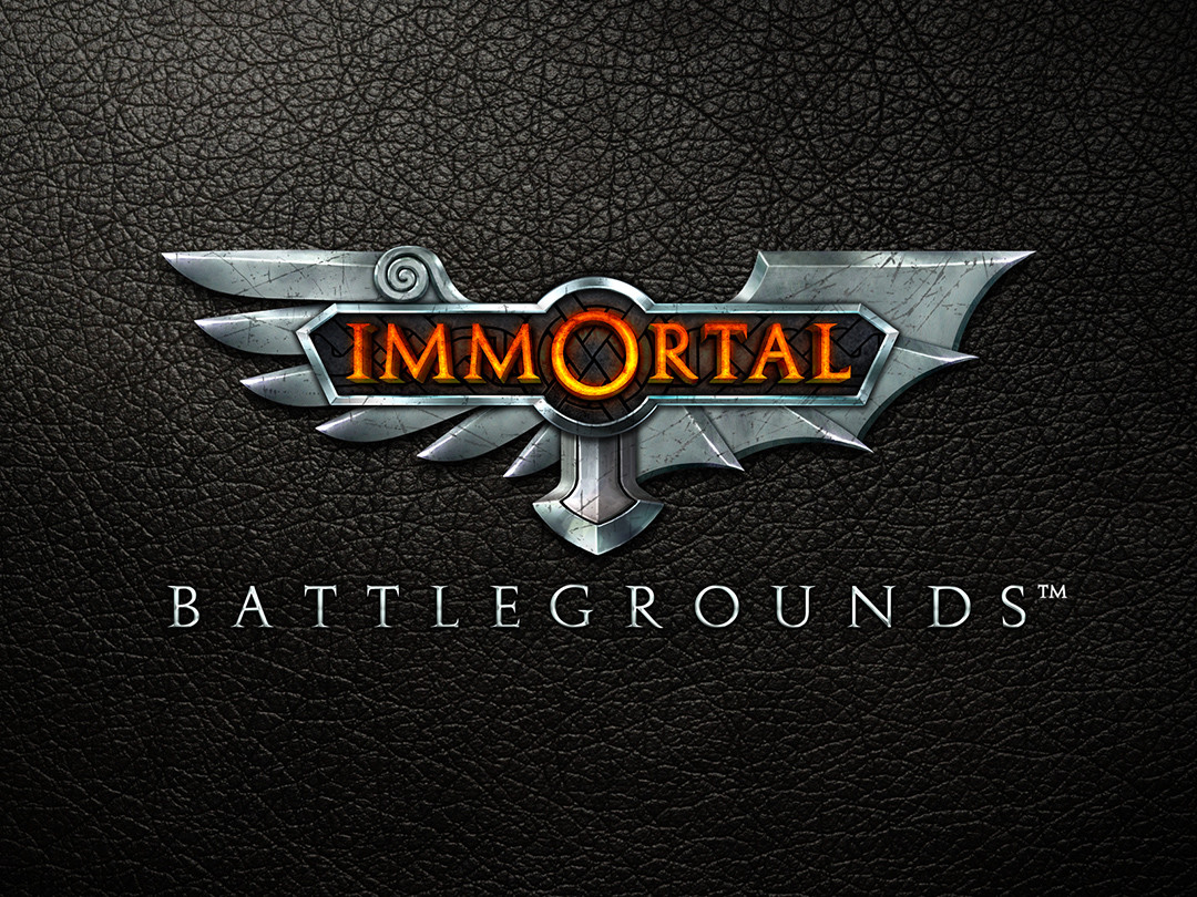 David sanhueza game o gami immortal battlegrounds logo