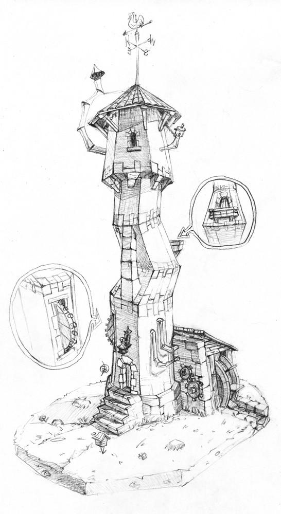 Andrey kamenov pencil x 13