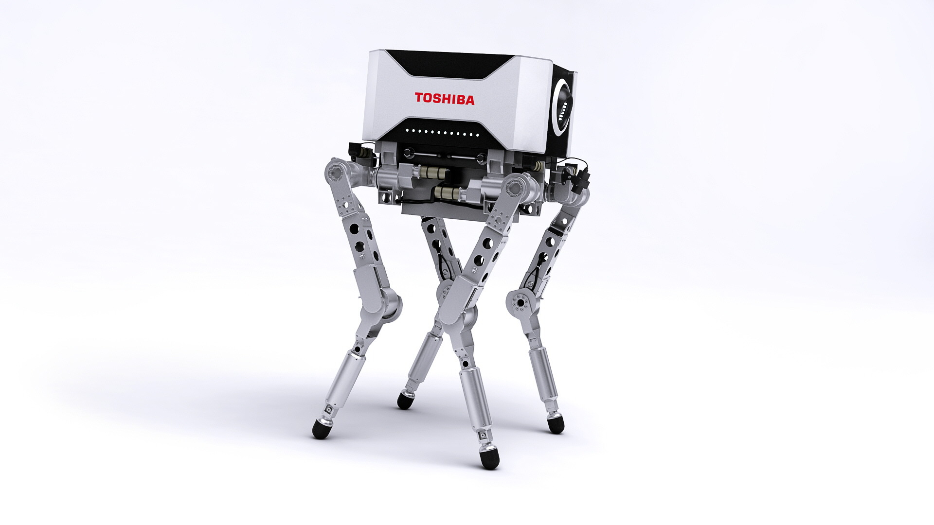 Di studios quadruped camera robot 2