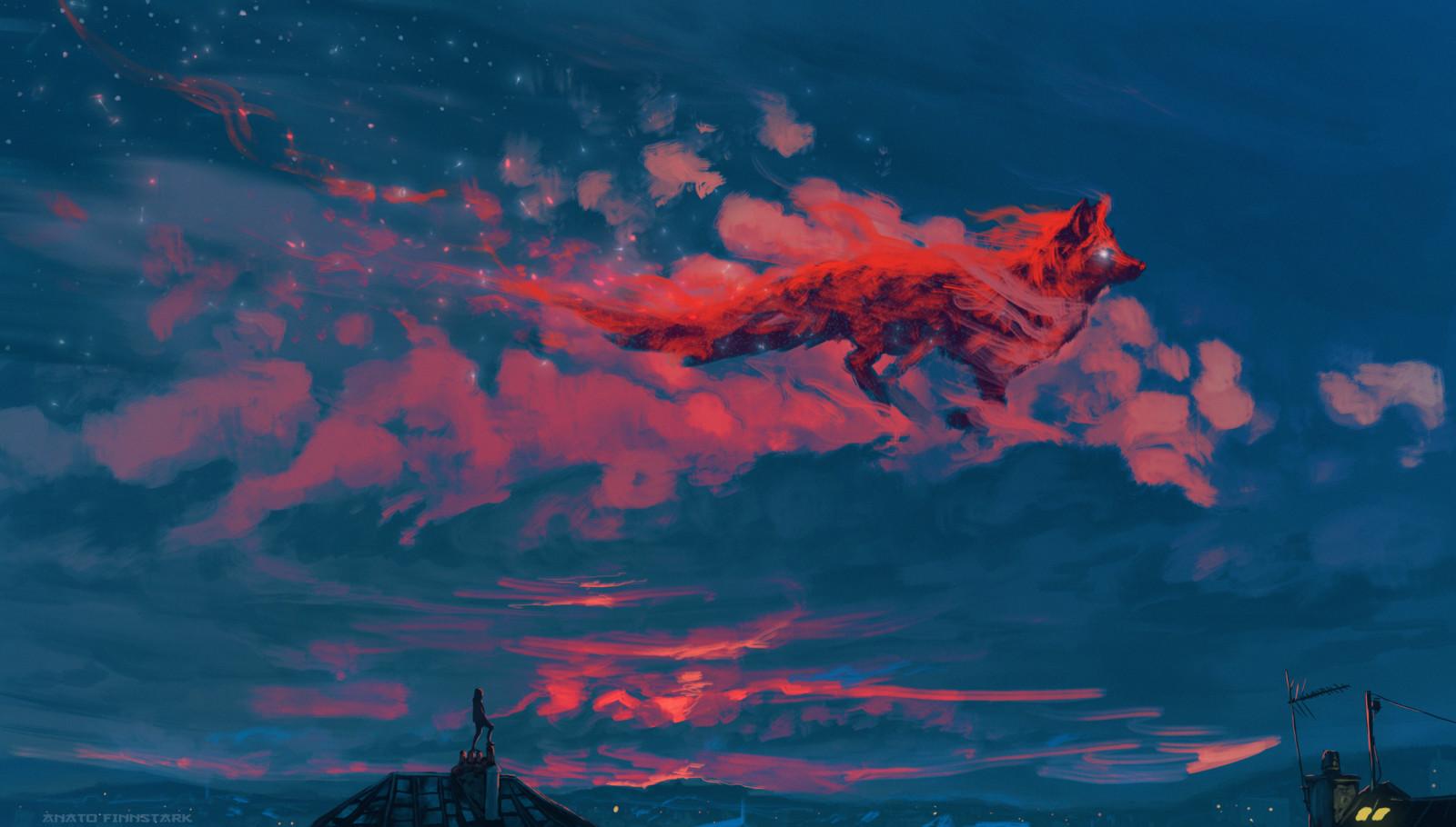Anato finnstark the twilight fox by anatofinnstark dbr5deb