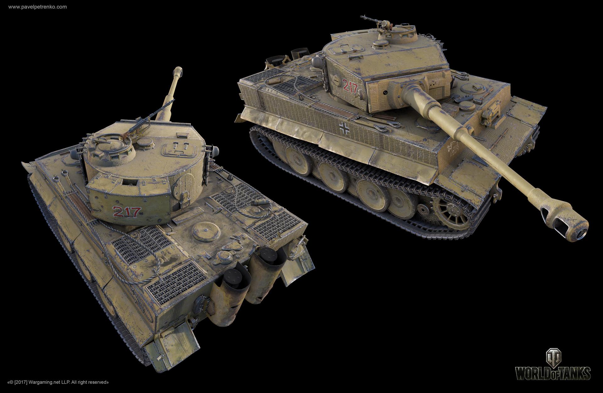 Pavel petrenko tiger 217 8