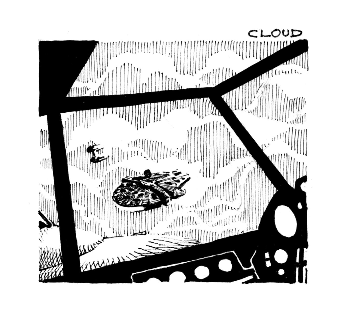 Midhat kapetanovic 19 cloud inktober2017