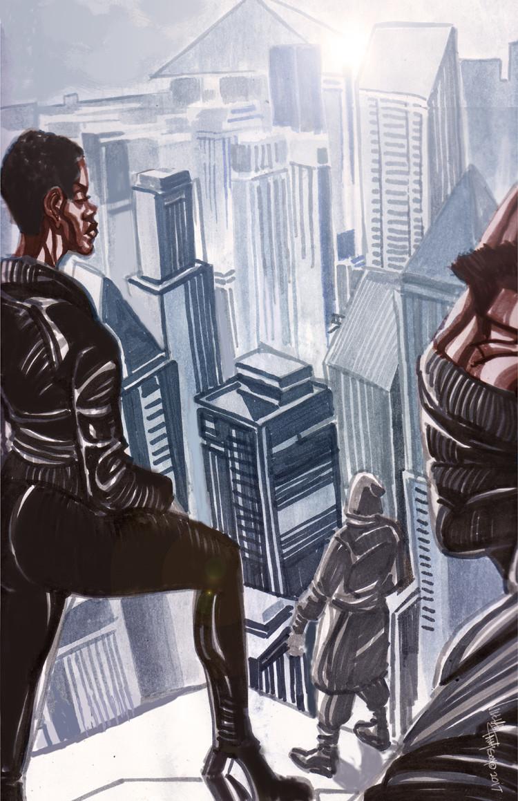 Afromation art huemans new millenia2a