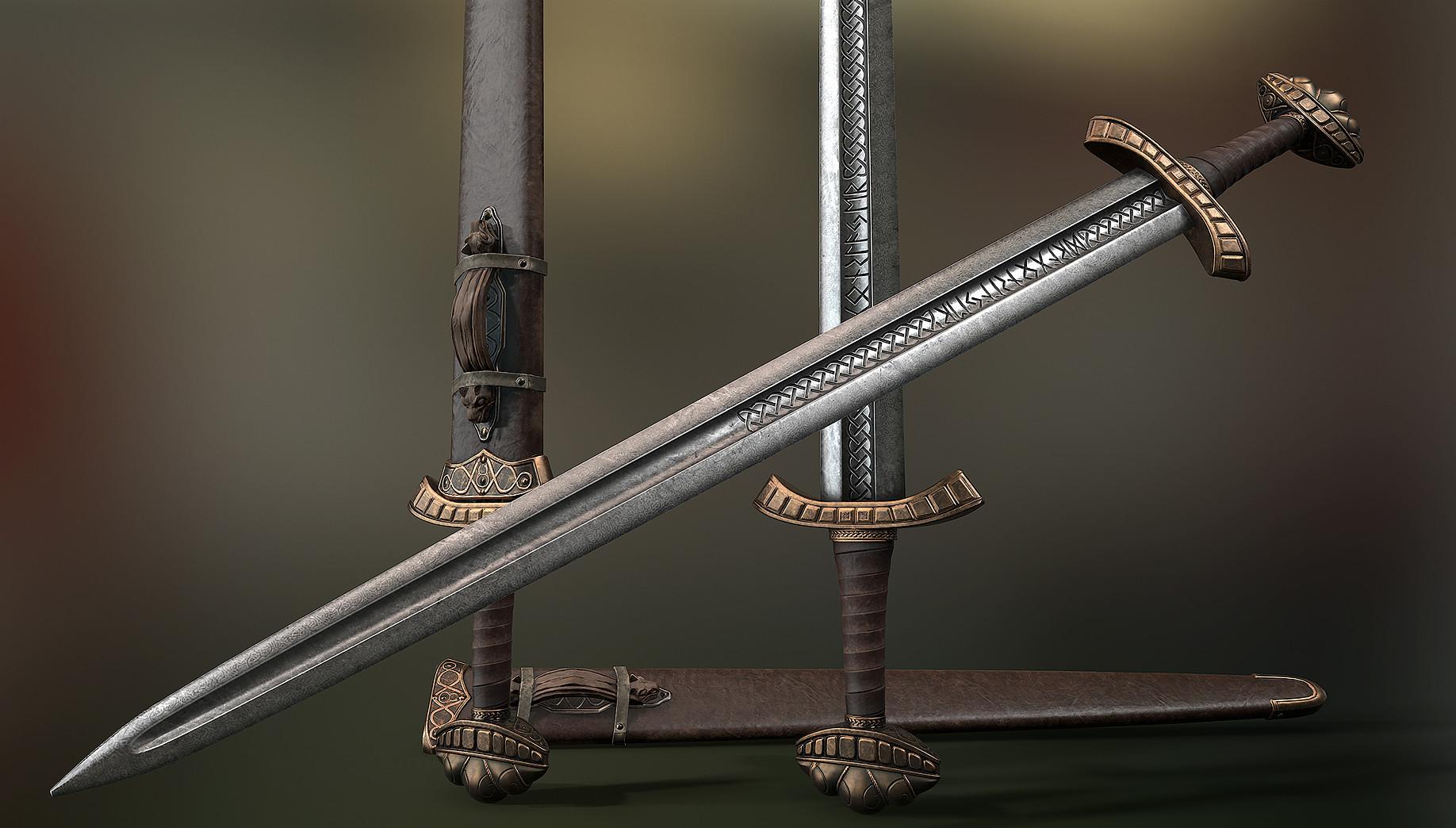 Wiktor ohman sword