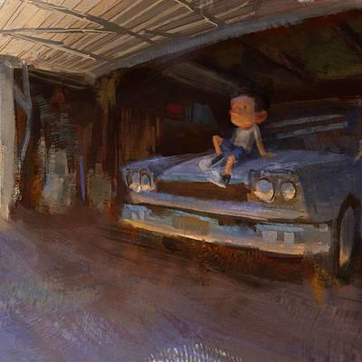 Francis boncales garage 3