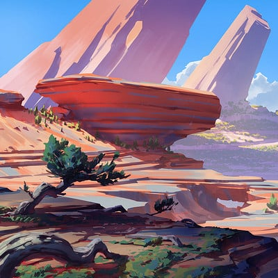 Anton fadeev square canyon 1