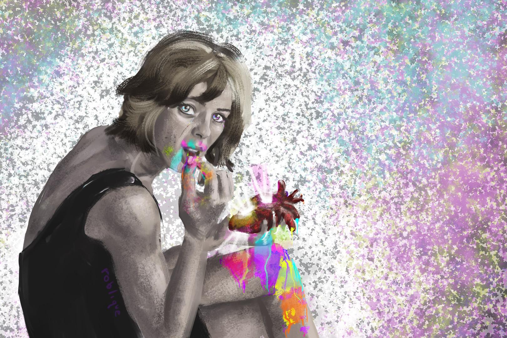 Robert shea colourful hearts draft 11