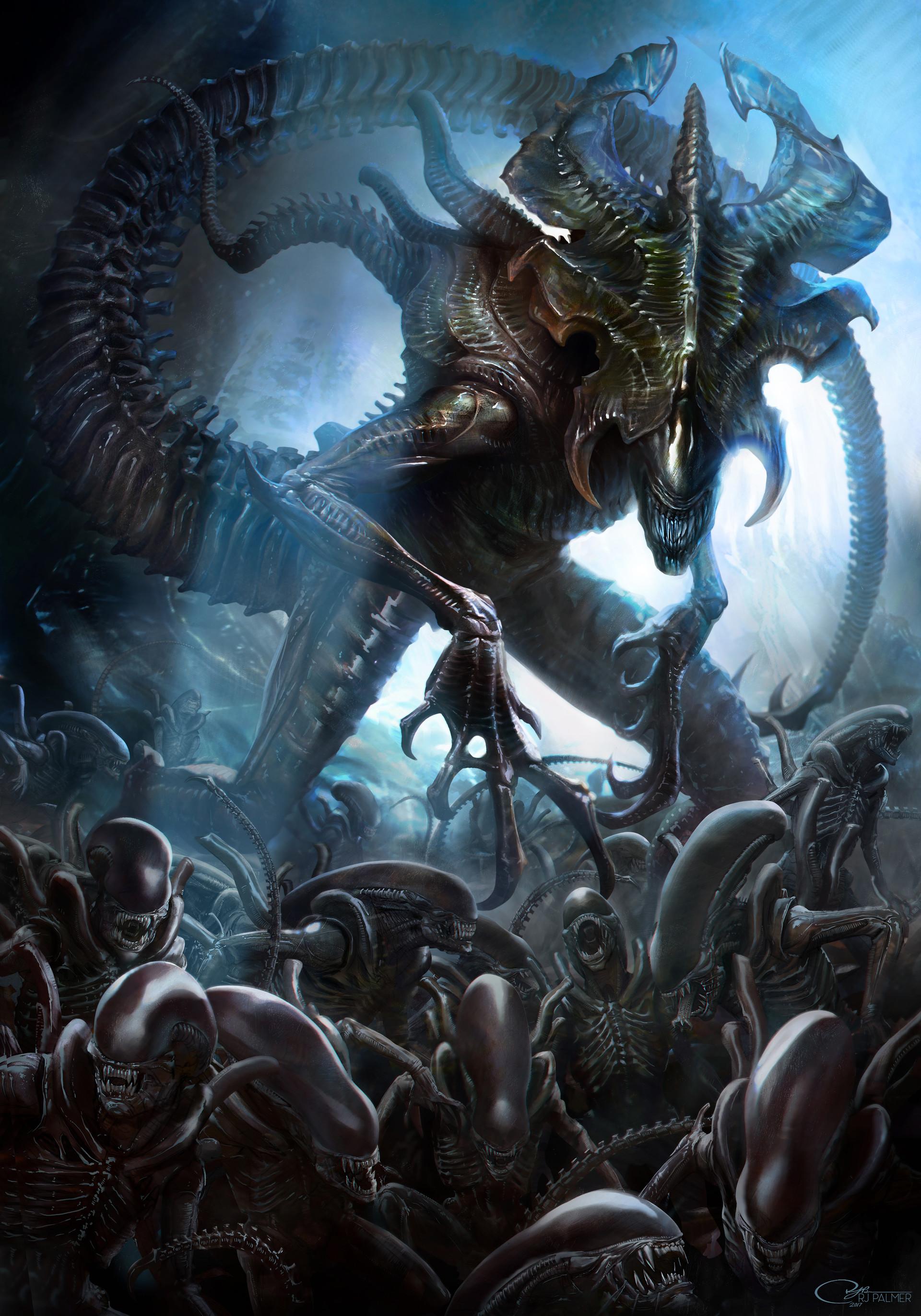 Alien King by RJ Palmer : avp