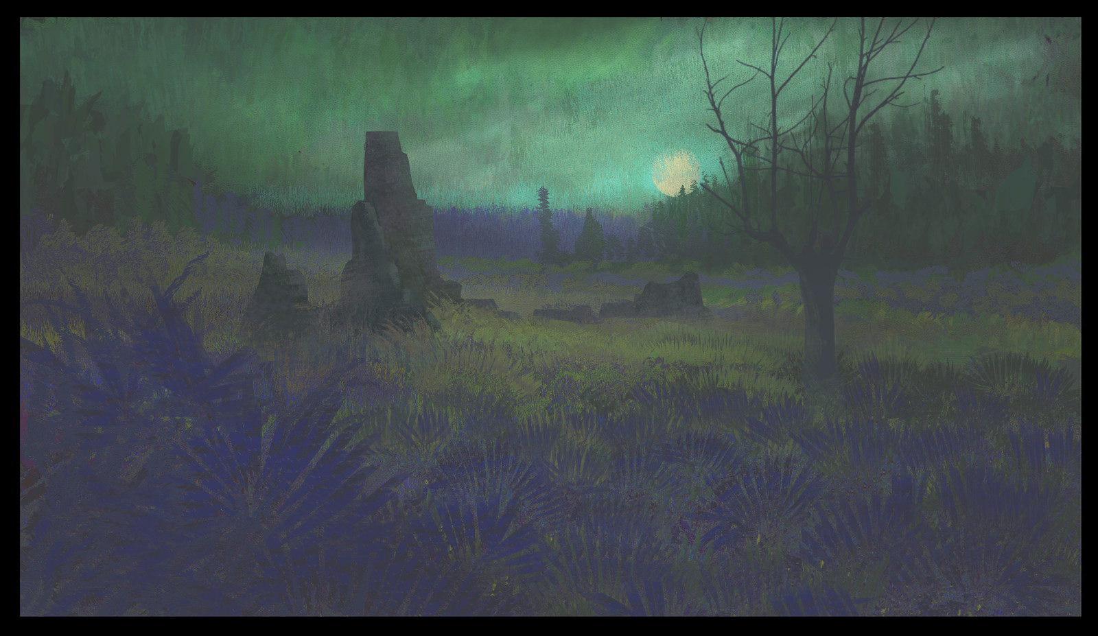 Tranquil Ruins