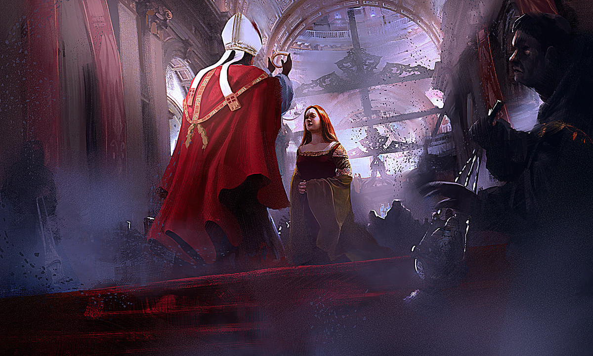 Nicolas chacin coronation
